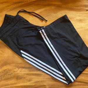 Adidas Climalite Yoga Pants Gymwear Softshell